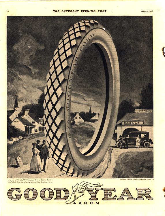 Goodyear Tires 1918 0001