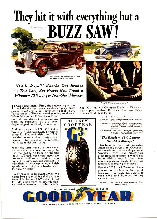 Goodyear Tires 1934 0001