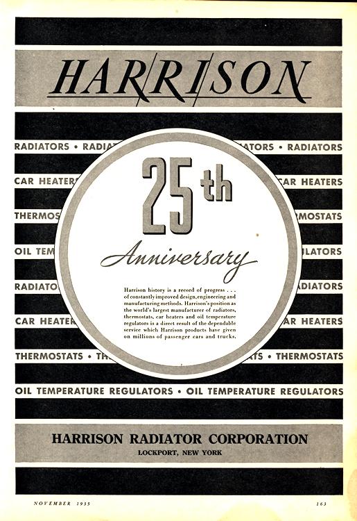 Harrison Radiators 1935 0001