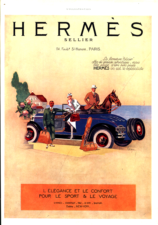 Hermes 1926 Luggage 1