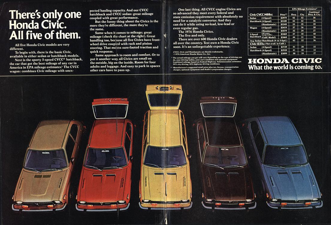 Honda 1976 0001