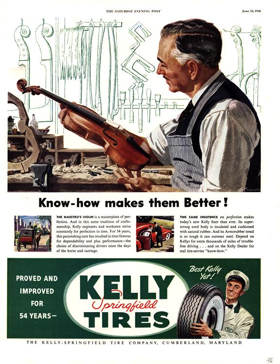 Kelly Springfield Tires 1948 0001