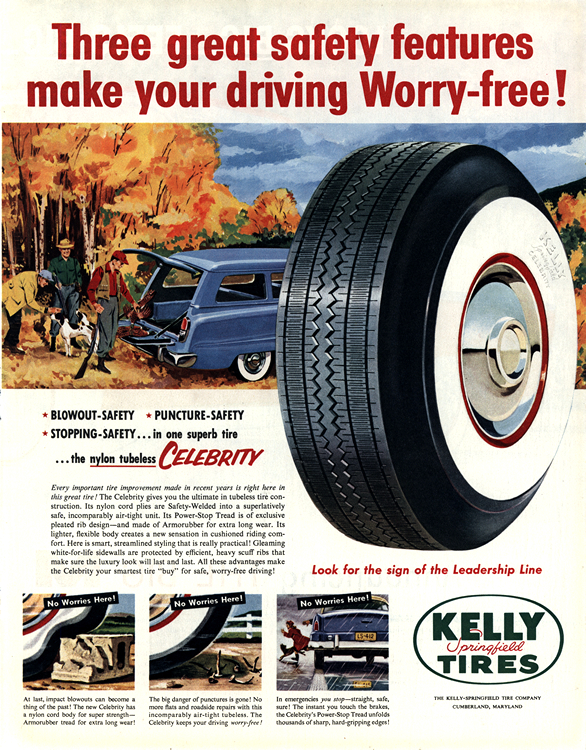 Kelly Tires 1956 0001
