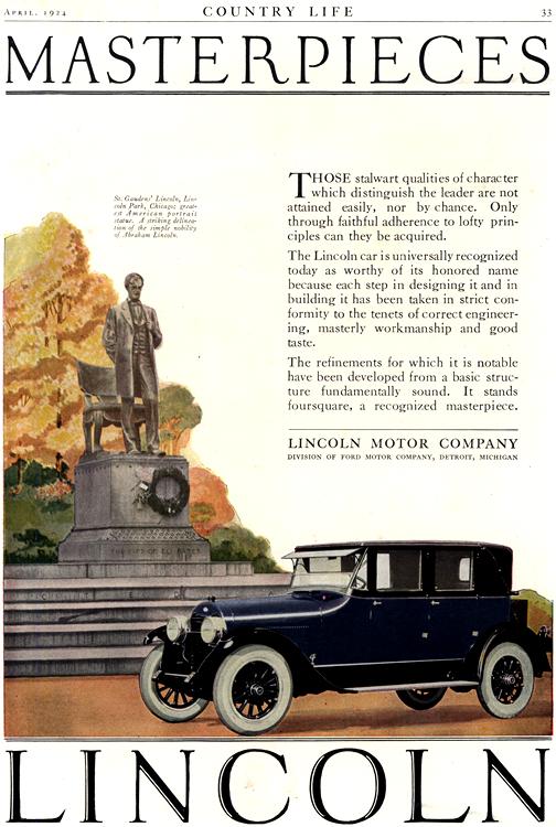 Lincoln 1924 0004