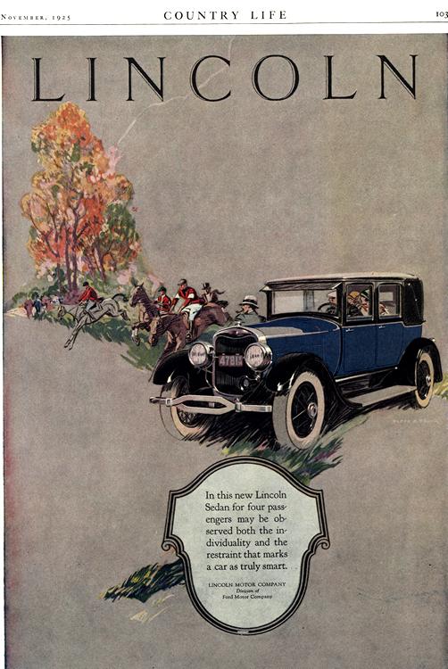 Lincoln 1925 0004
