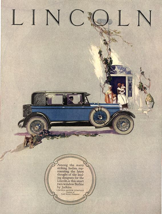 Lincoln 1925 0007