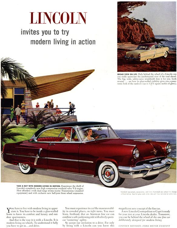 Lincoln 1952 0006