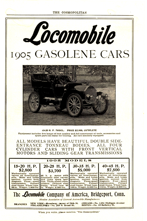 Locomobile 1905 0001