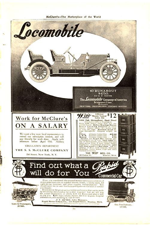 Locomobile 1908 0001