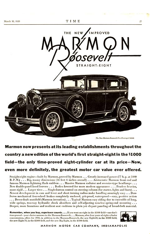 Marmon 1930 0001