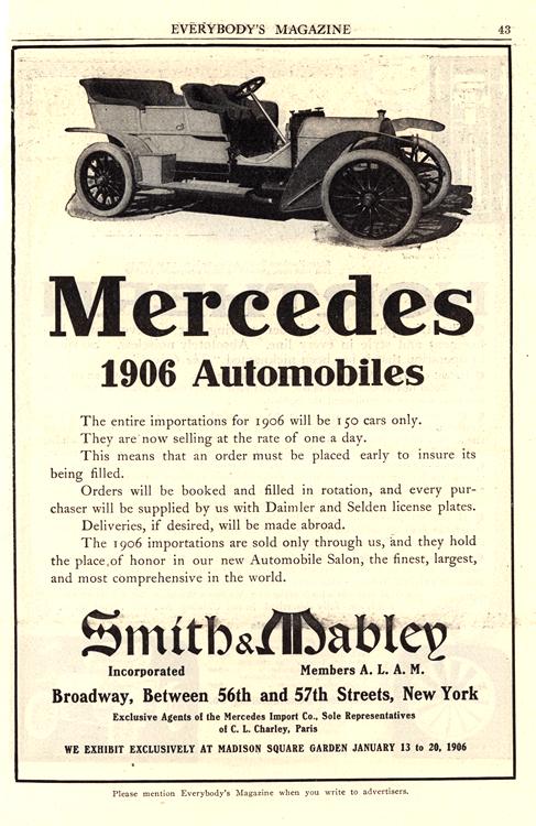 Mercedes-Benz 1906 0001