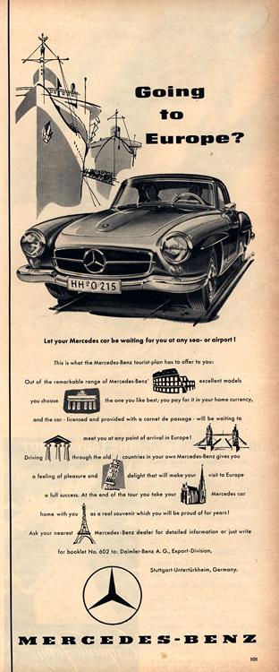 Mercedes-Benz 1957 0001