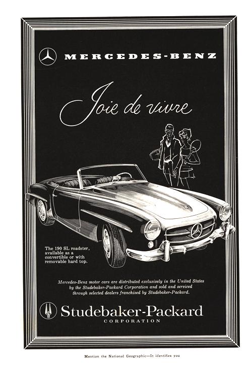 Mercedes-Benz 1958 0002