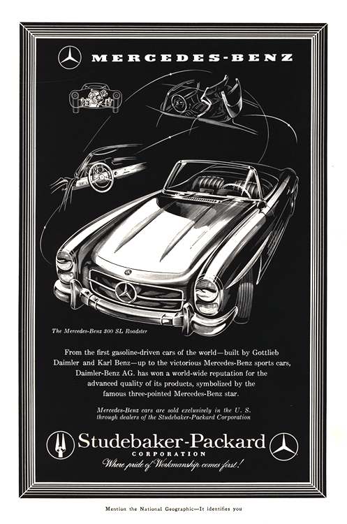 Mercedes-Benz 1958 0004