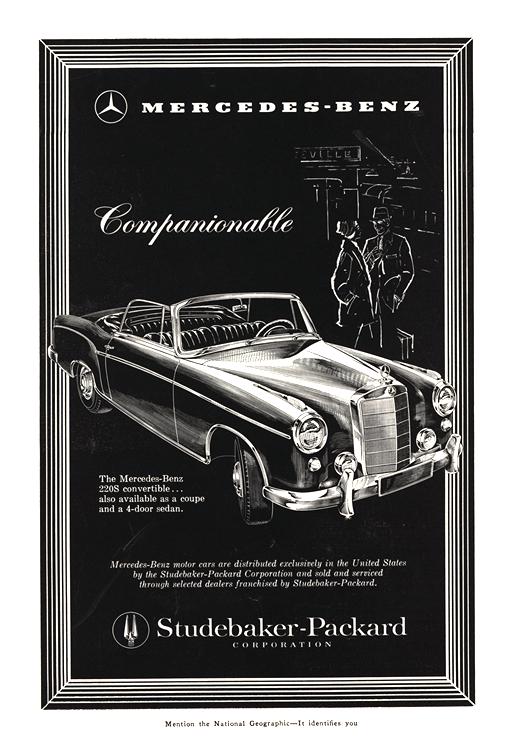Mercedes-Benz 1958 0005