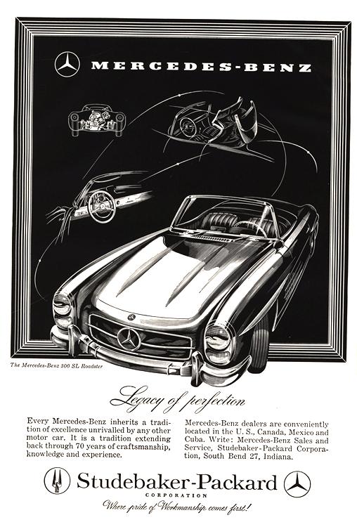 Mercedes-Benz 1958 0006
