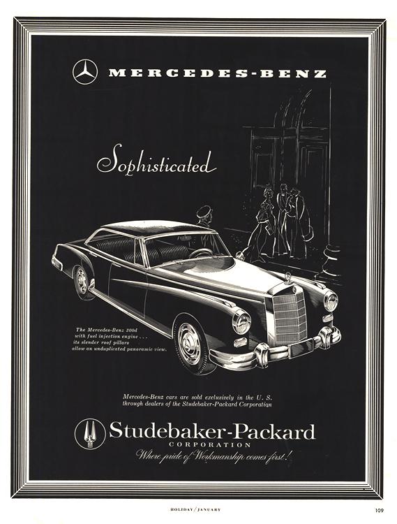 Mercedes-Benz 1958 0009