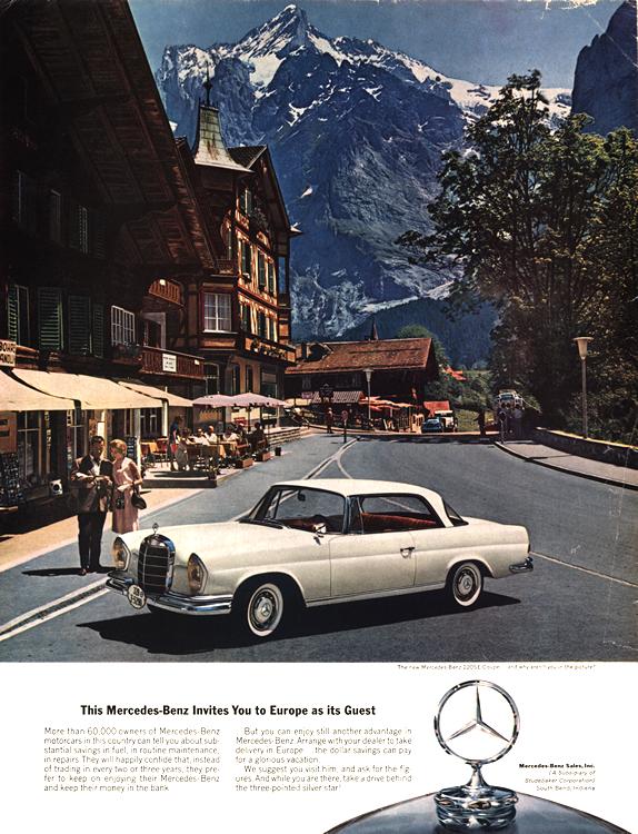 Mercedes-Benz 1963 0002