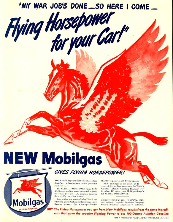 Mobilgas 1946 Fuel - Gasoline 0001