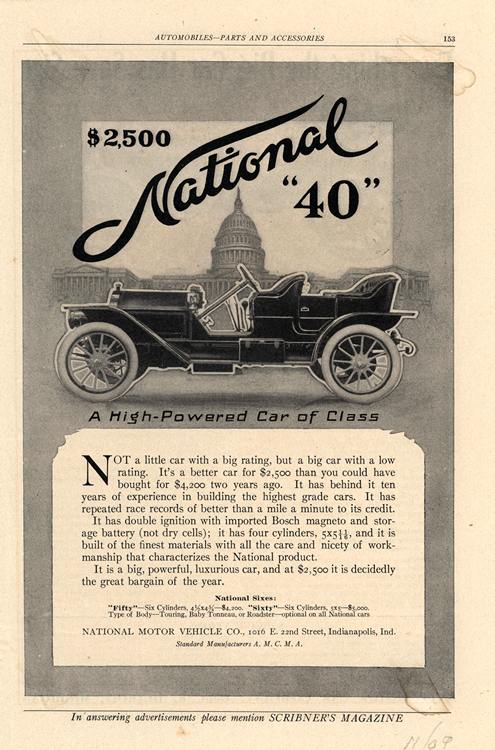National 1909 0001