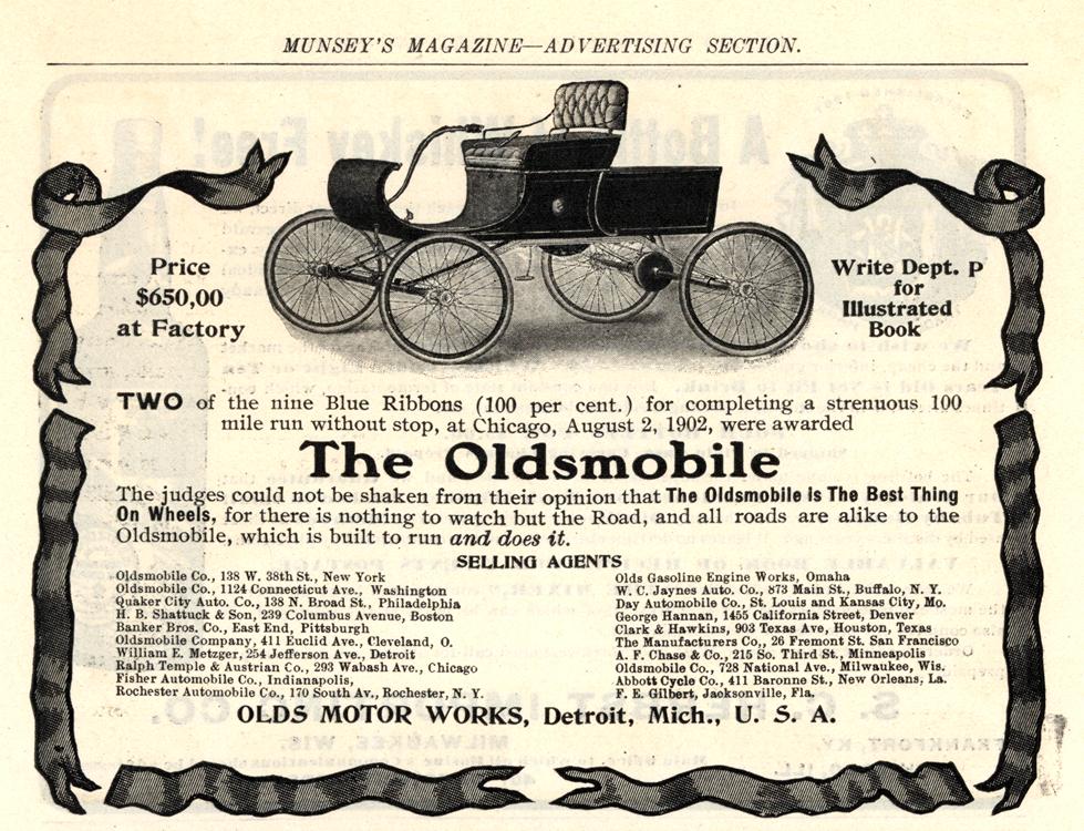 Oldsmobile 1902 0001
