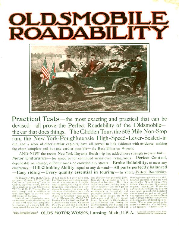 Oldsmobile 1907 0001