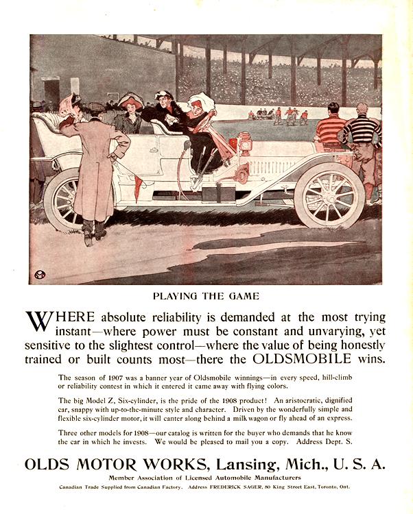 Oldsmobile 1908 0001