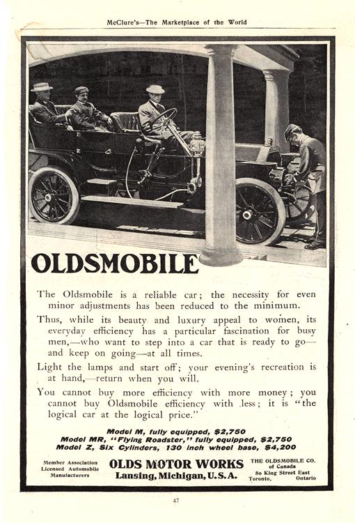 Oldsmobile 1908 0003