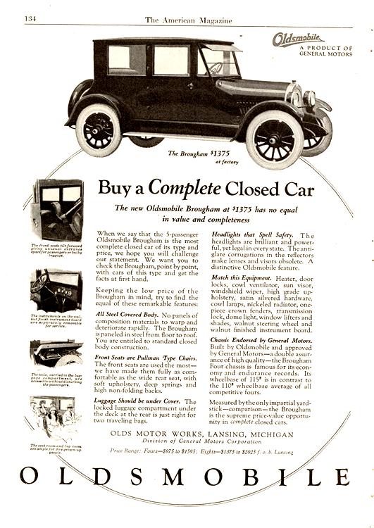 Oldsmobile 1923 0004