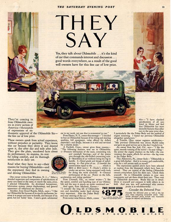 Oldsmobile 1929 0005