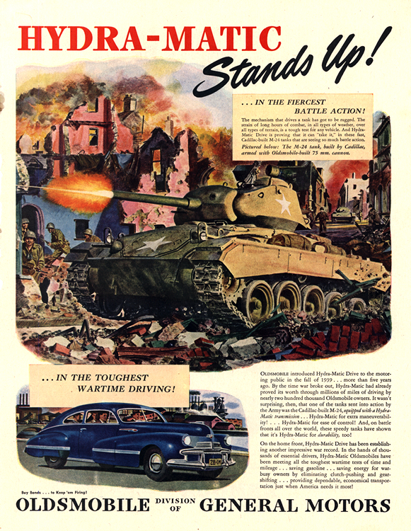 Oldsmobile 1945 0001