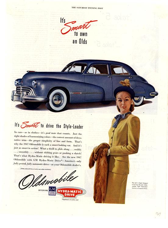 Oldsmobile 1947 0004