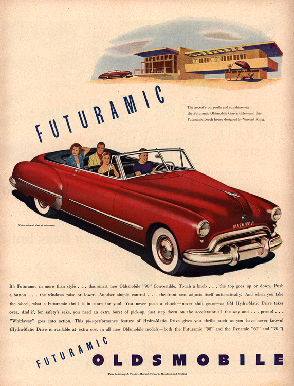 Oldsmobile 1948 0002