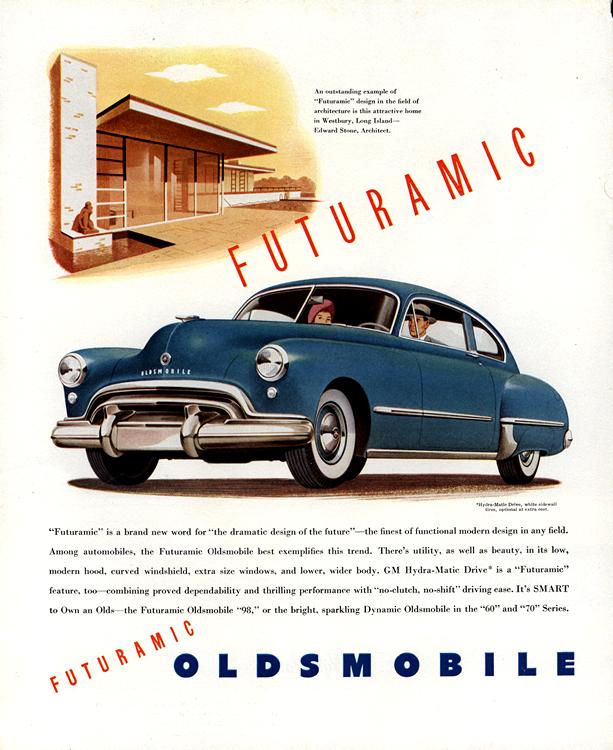 Oldsmobile 1948 0005