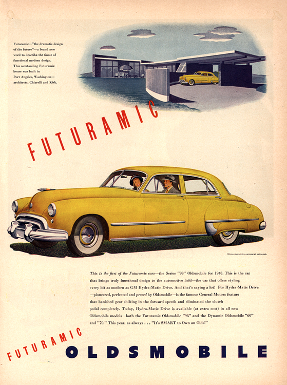 Oldsmobile 1948 0006