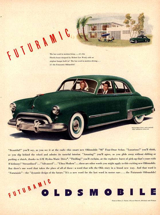 Oldsmobile 1948 0007