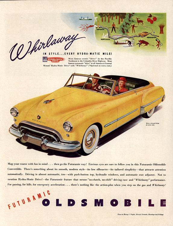Oldsmobile 1948 0008