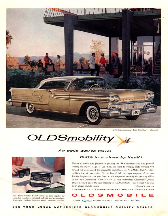 Oldsmobile 1958 0006