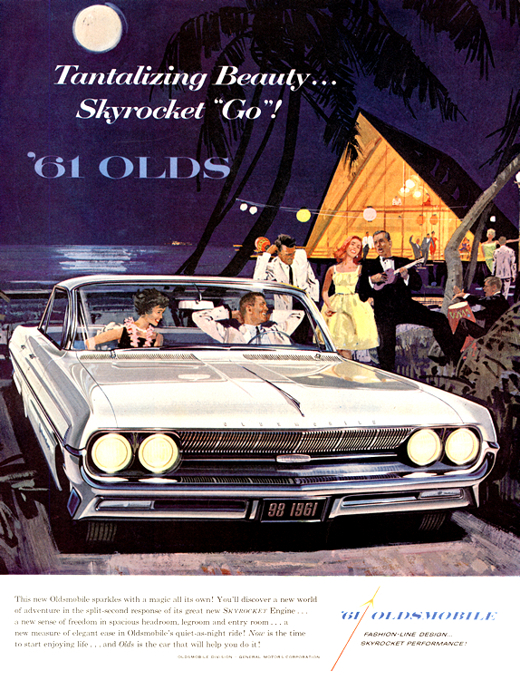 Oldsmobile 1961 0005