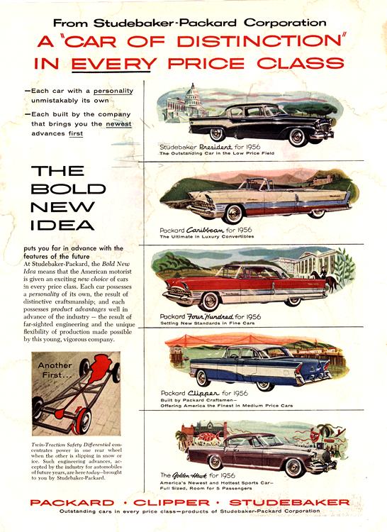 Packard 1956 Studebaker 0001