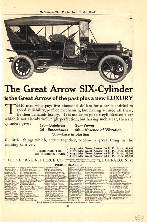 Pierce Arrow 1908 0002