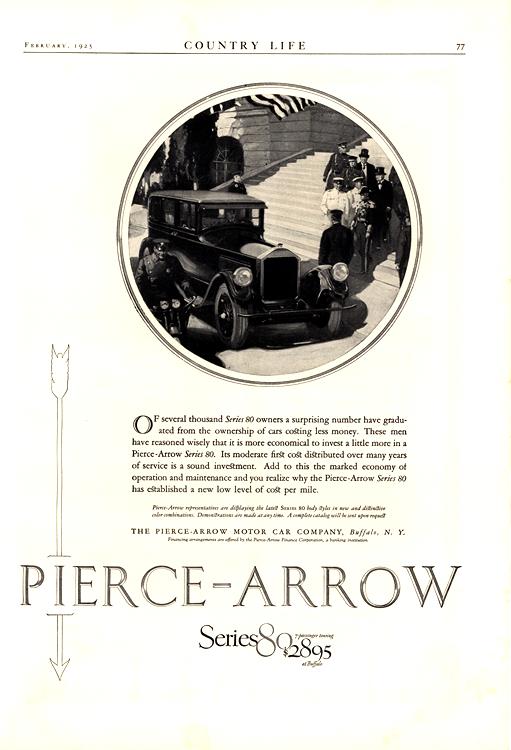Pierce Arrow 1925 0002
