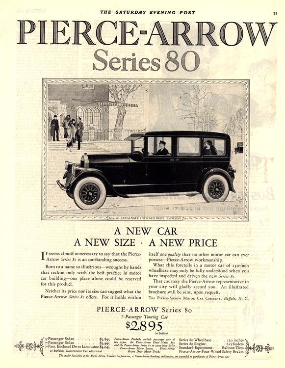 Pierce Arrow 1925 0005