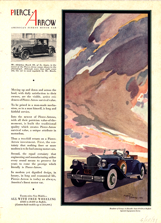 Pierce Arrow 1931 0003