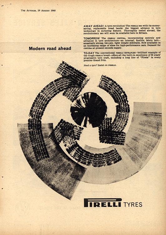 Pirelli 1960 Tires 0001