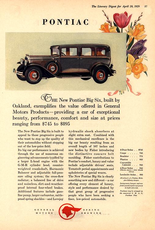 Pontiac 1929 0003