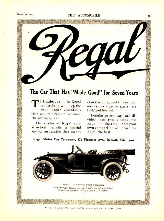Regal 1914 0001