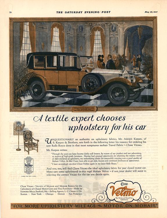 Rolls Royce Velmo 1927 0004
