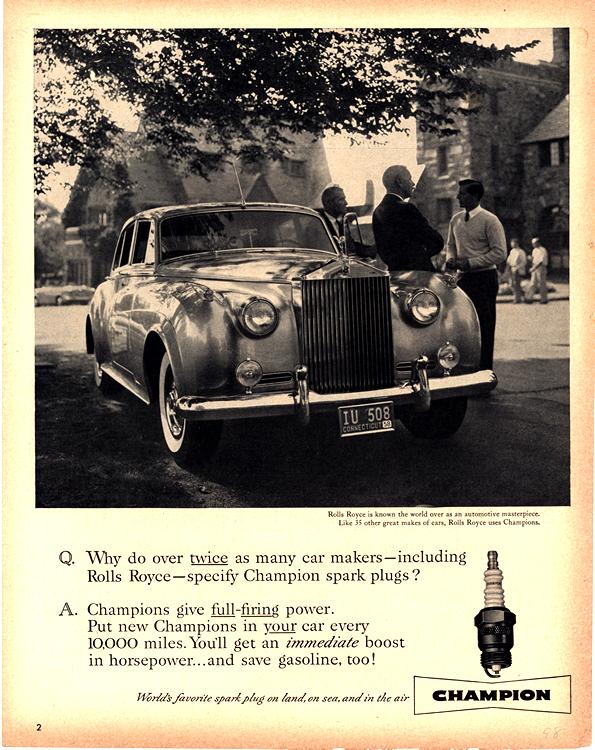 Rolls Royce 1958 0001