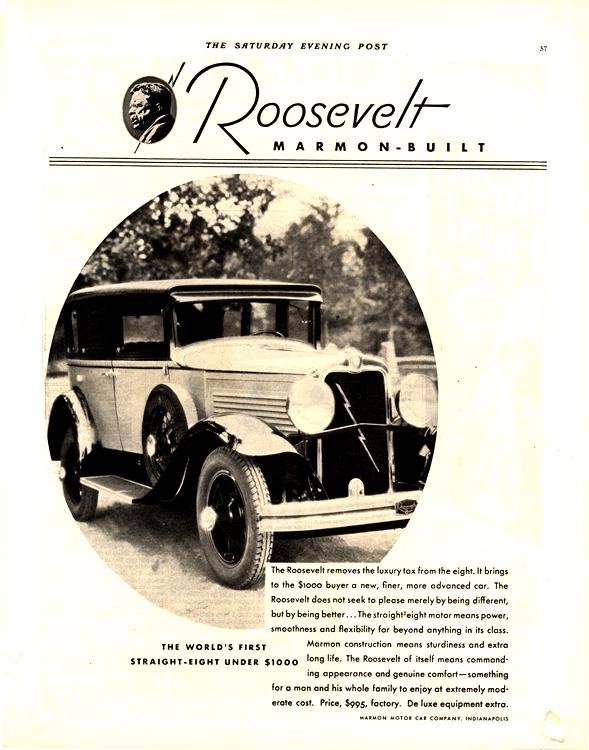 Roosevelt 1930 Marmon 0001